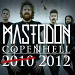 Mastodonten til Copenhell!