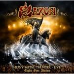 Saxon – Heavy Metal Thunder – Live – Eagles Over Wacken (DVD/CD)