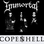Fokus på Copenhell 2012… Immortal