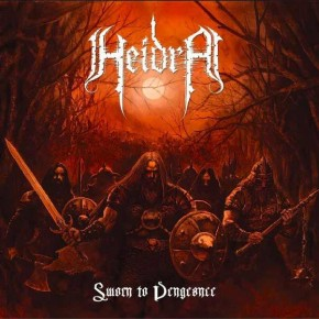 Heidra - Sworn to Vengeance (EP)