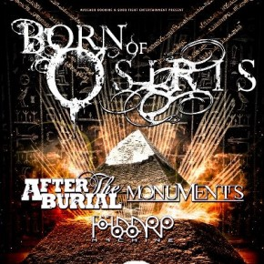 Born Of Osiris m.fl. til Beta