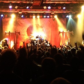 Trivium, As I Lay Dying m.fl. // Amager Bio 6/11/2012