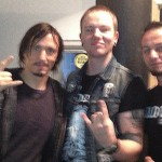 Interview med Gojira