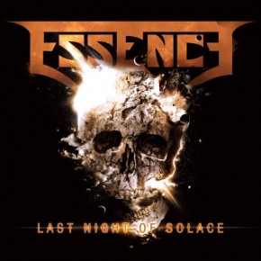 Essence supporter Megadeth