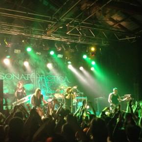 Sonata Arctica // Pumpehuset 26/1 2013