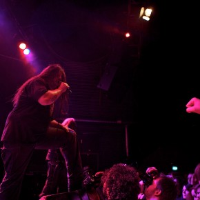Cannibal Corpse + DevilDriver + The Black Dahlia Murder + Hour Of Penance - Amager Bio 2013