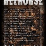 HELHORSE drager på Europa-tour