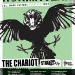 Reminder: Norma Jean + The Chariot i Pumpehuset