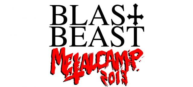 Blastbeast Metal Camp på Roskilde Festival!