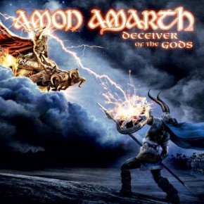 Amon Amarth - Deceiver Of The Gods