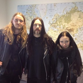 Interview med Satyricon