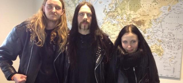 Interview med Satyricon