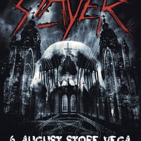Slayer til Store Vega