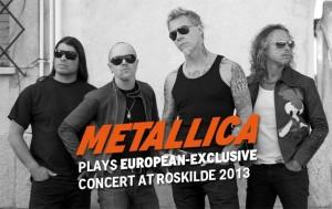 Metallica roskilde