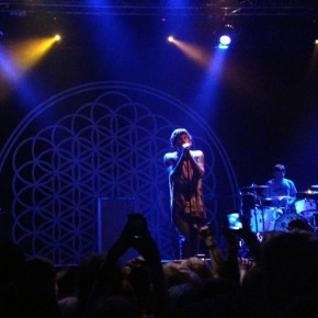 Bring Me The Horizon (+ Your Demise) // Amager Bio 17/5/2013