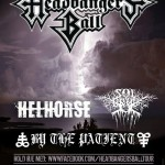 Headbangers Ball Tour 2013