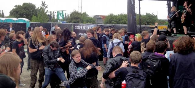 Interview med danske Copenhell 2013-bands