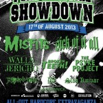 Misfits til Hardcore Showdown