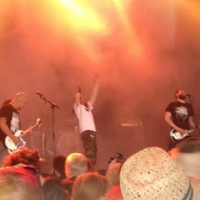 Ajuna // Roskilde Festival 1/7/2013