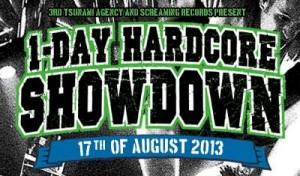 hardcore showdown lille