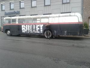 bullet bus