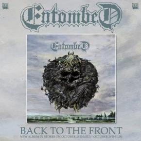 Entombed signer med Century Media - nyt album på vej!