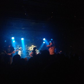 The Black Dahlia Murder // Lille Vega 30/9-2013