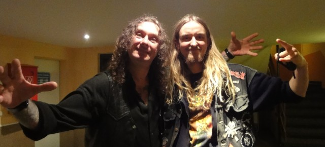 Interview med Helloween