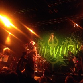 Soilwork, Keep of Kalessin, Deals Death // Amager Bio 10/11 2013