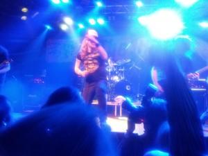 Aalborg Metal Festival 2013 Lørdag Blastbeast