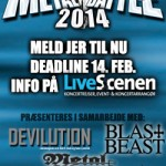 Wacken Metal Battle Danmark 2014 – TILMELDING