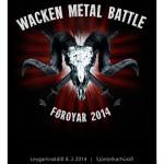 Blastbeast på Færøerne: Wacken Metal Battle 2014