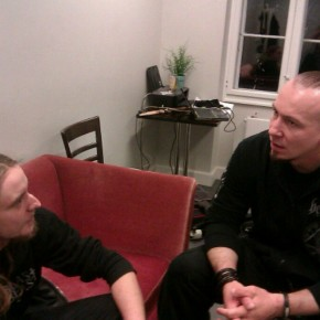 Interview med Behemoth