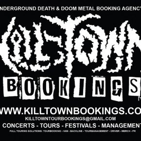 Fokus på... Killtown Bookings April-program
