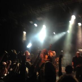 Svartsot + Huldre // Gimle 5/4 2013
