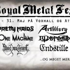 Den seje royale metal fest