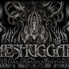 ***Afsluttet***Vind billetter til Meshuggah i Amager Bio