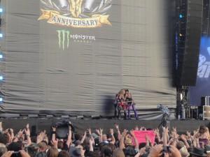 Steel Panther på Wacken 2014. Photo: Weiss