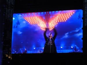 Saxon på Wacken 2014. Photo: Weiss.