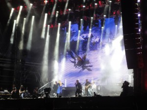 Avantasia på Wacken 2014. Photo. Weiss