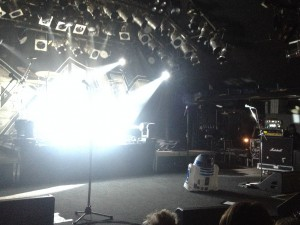 Edguy + R2D2, KB. Photo: Weiss