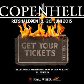 Copenhell klar med de syv første navne + info!