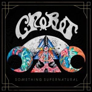 Crobot - Something Supernatural - Artwork