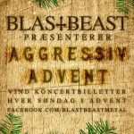 ***Afsluttet***Aggressiv Advent: 3 advent