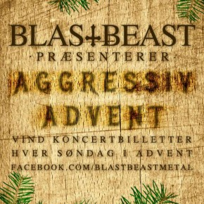 ***afsluttet***Aggressiv Advent: 1. Advent 2017