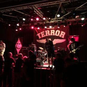 Terror m.fl. // Voxhall 7/11-2014