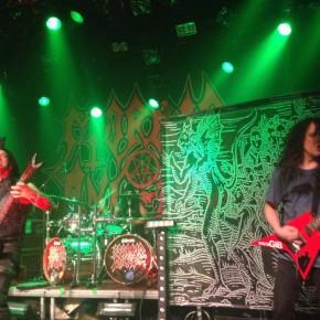 Morbid Angel // Pumpehuset 16/12 2014
