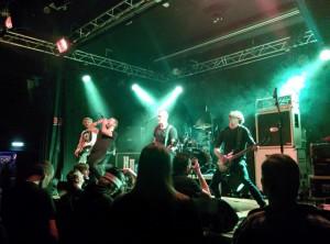 Raunchy. Foto: Martin Horn Pedersen
