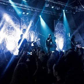 Meshuggah // Amager Bio 13/12-2014