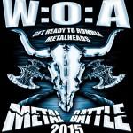 WOA Metal Battle tilmelding!